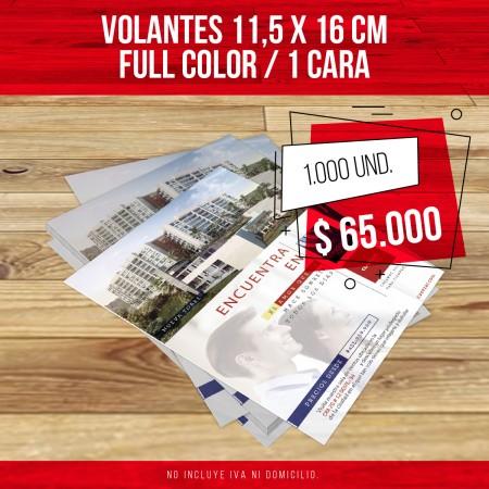 IMPRESIÓN DE VOLANTES FLYERS EN CALI BARATO ECONOMICOS