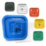 Reloj Pared Cuadrado