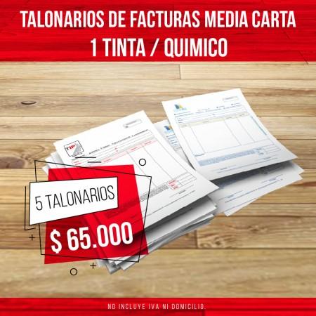 IMPRESIÓN DE TALONARIOS FACTURAS QUÍMICO RECIBOS FORMULARIOS EN CALI BARATO ECONÓMICOS