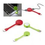 Lintera y HUB USB Shiny